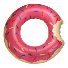 Pripučiamas spurgos formos plaukimo ratas 50cm rožinis