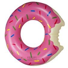 Plaukimo ratas spurga 110cm rožinis