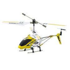 Nuotoliniu būdu valdomas sraigtasparnis RC SYMA S107G geltonas