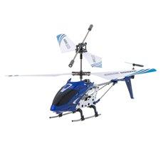 Nuotoliniu būdu valdomas sraigtasparnis RC SYMA S107G mėlynas