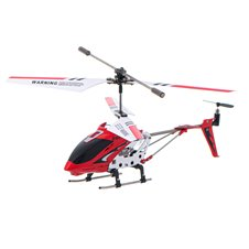 Helikopter RC SYMA S107G czerwony