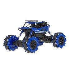 Nuotoliniu būdu valdomas visureigis RC NQD Drift Crawler 4WD 1:16 C333 Mėlynos spalvos