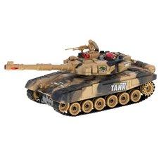 Czołg RC Big War Tank 9995 duży 2.4 GHz piaskowy
