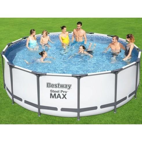 Baseinas Bestway 427x122cm 10w1 5612X