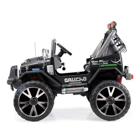 Elektromobilis Džipas PEG PEREGO 24V