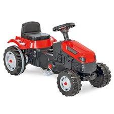 Minamas traktorius WOOPIE Raudonas