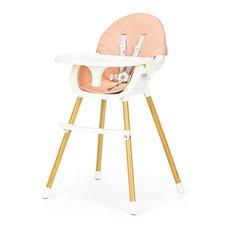 Maitinimo kėdutė Eko Žaislas Bangos 2in1 Rožinė