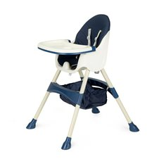Maitinimo kėdutė Eko Žaislas Plastik Navy Blue