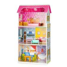 Didelis lėlių namas Eko Žaislas 95 cm