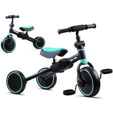 Triratukas - balansinis dviratukas JOK 3in1 PTP00663 Blue