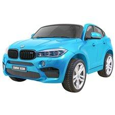 Vaikiškas elektromobilis RMZ BMW X6M XXL Painting Mėlynas