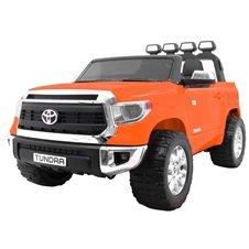 Vaikiškas elektromobilis RMZ Toyota Tundra XXL Oranžinis