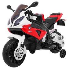 Elektrinis motociklas RMZ BMW S1000 RR Raudonas
