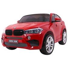Vaikiškas elektromobilis RMZ BMW X6M XXL Painting Raudonas