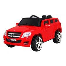 Vaikiškas elektromobilis RMZ City Rider Raudonas