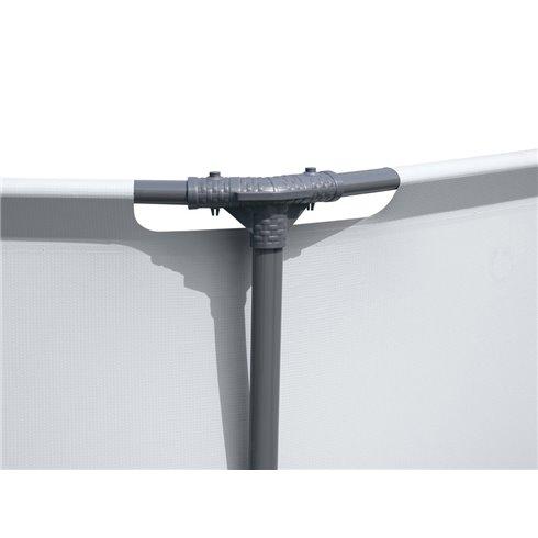 Baseinas Bestway Steel Pro Max 366x76cm 8in1 56416