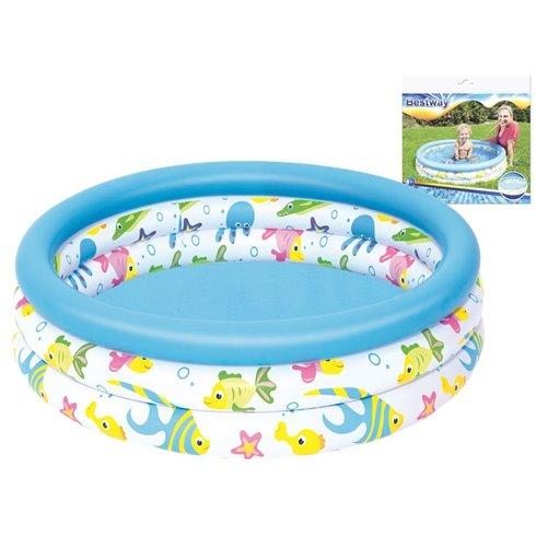 Bestway Dmuchany basenik dla dzieci 102cm 51008