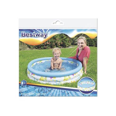 Pripučiamas baseinas Bestway 51008
