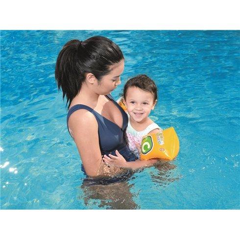 Bestway plaukimo rankovės DRUGELIAI 25cm x15cm 32033