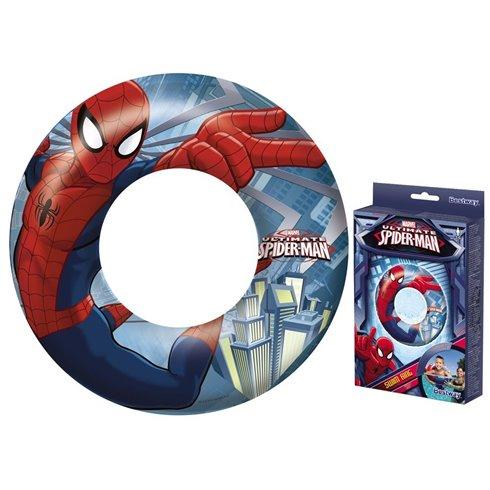 Bestway Koło do pływania 56cm Spiderman 98003