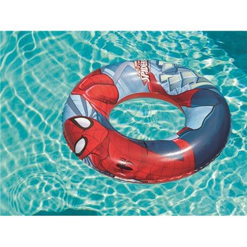 Pripučiamas plaukimo ratas Bestway Spiderman 98003