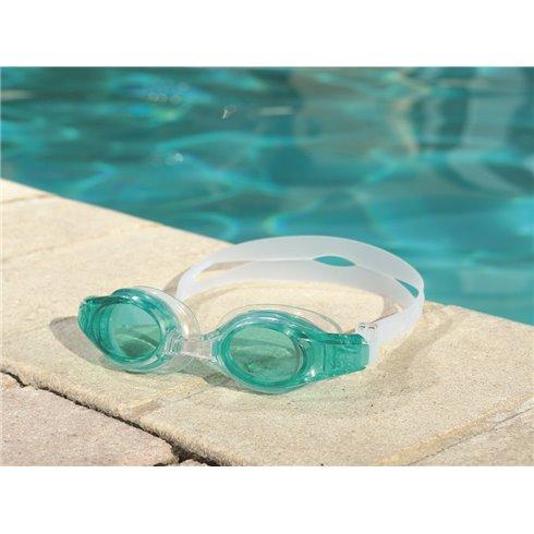 Bestway plaukimo akiniai vaikams +3 21062 žali