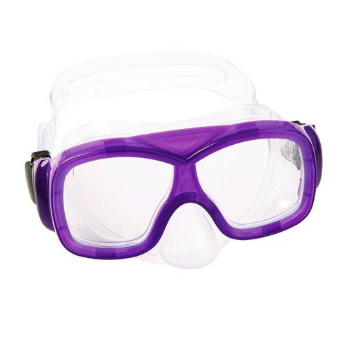 Bestway Okulary AQUANAUT maska do pływania 22039 Violet