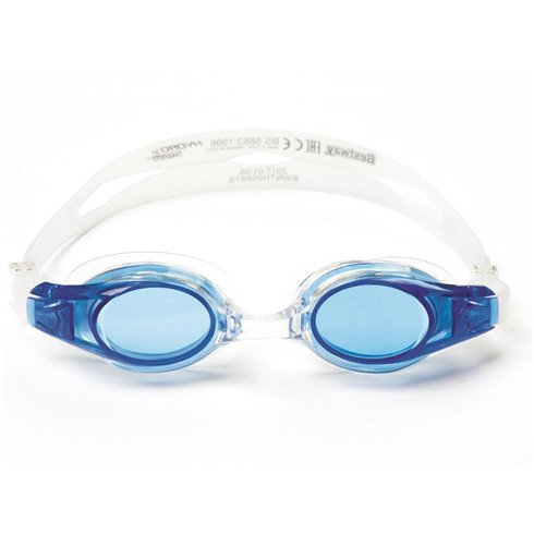 Bestway Okularki do pływania dla dzieci +3 21062 Blue
