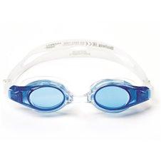 Mėlyni plaukiojimo akiniai Bestway 21062