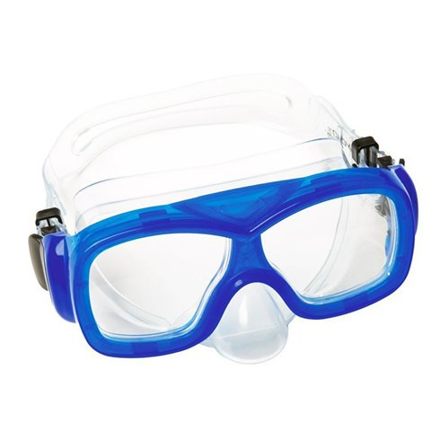 Bestway Okulary AQUANAUT maska do pływania 22039 Blue