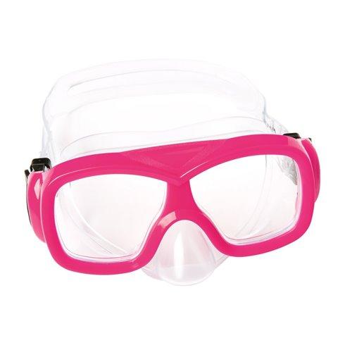 Bestway Okulary AQUANAUT maska do pływania 22039 Pink