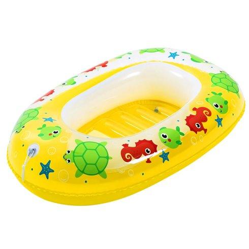 Bestway Dmuchany Pontonik do pływania102x69 34037 Yellow