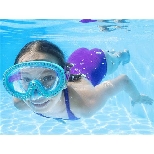 Akiniai plaukiojimui Bestway 22062 mėlyna