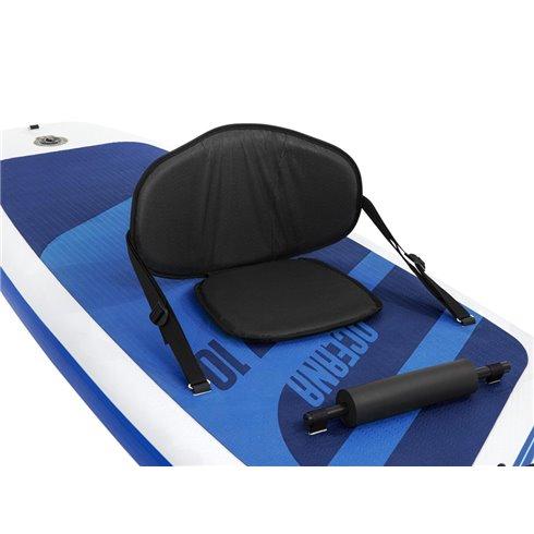 Pripučiama irklentė su sėdyne Bestway Hydro Force 305cm 65350
