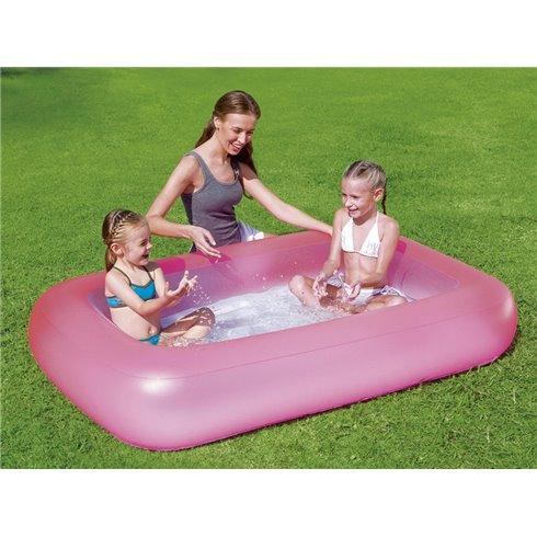 Bestway pripučiamas baseinas vaikams 51115 Rožinis