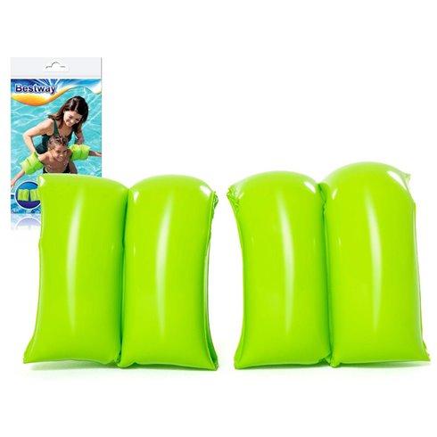Bestway Dmuchane rękawki do nauki pływania 32005 Green