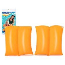 Bestway pripučiamos rankovės skirtos mokytis plaukti  32005 oranžinės