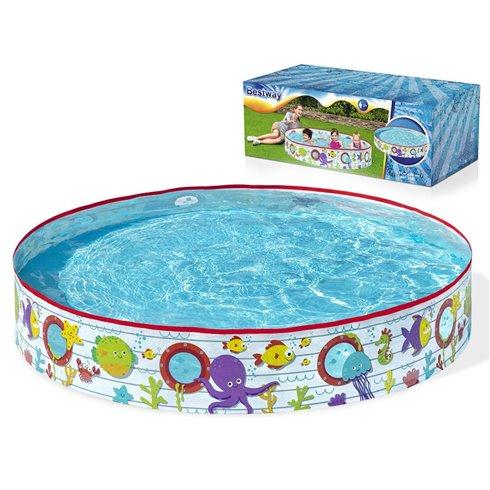Bestway basen brodzik dla dzieci 152 x 25cm 55029