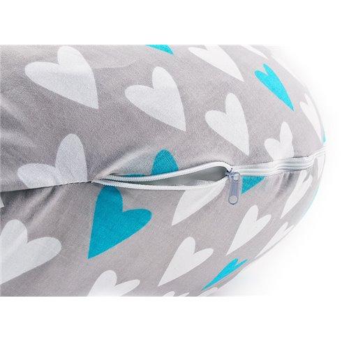 Maitinimo pagalvė Sillo XL Turkio širdutės