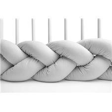 Apsauga lovytei Sillo Pynė Pilka 210cm