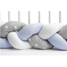 Apsauga lovytei Sillo Pynė Mėlyna Žvaigždės 210cm