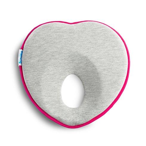 Ergonomiška pagalvė Sillo Širdutė Rožinė