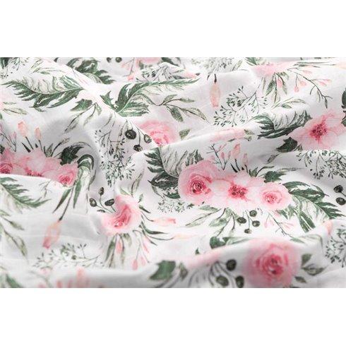 Muslino vystyklas Sillo Rožės 120x120
