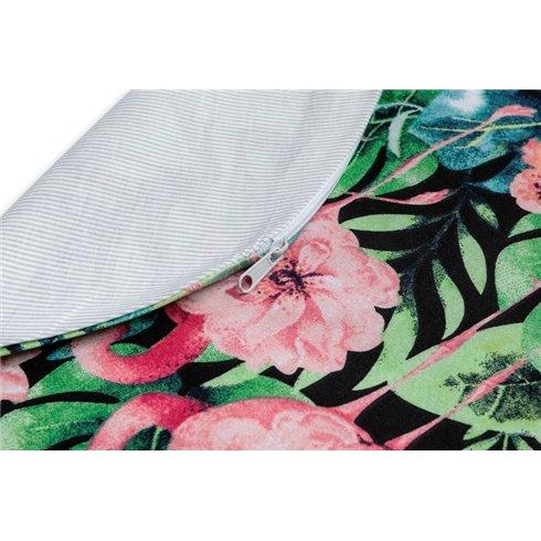 Maitinimo pagalvės užvalkalas Sillo Rožiniai flamingai