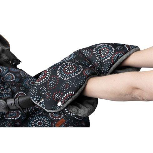Pašiltinimas rankoms Sillo Juodas Taškiukai