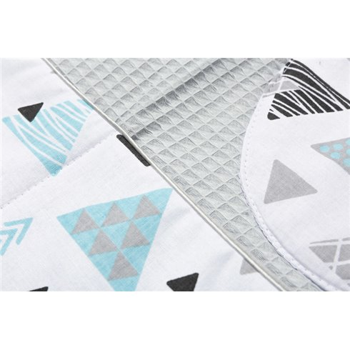 Kišenė lovytei Sillo Wafel Trikampiai Turkio