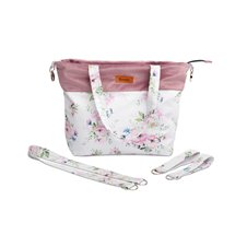 Mamos krepšys Sillo Velvet Gėlės