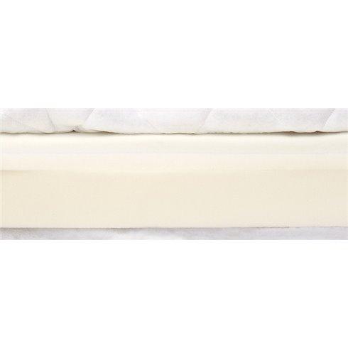 Poroloninis-visco čiužinys Sillo 120x60x11cm