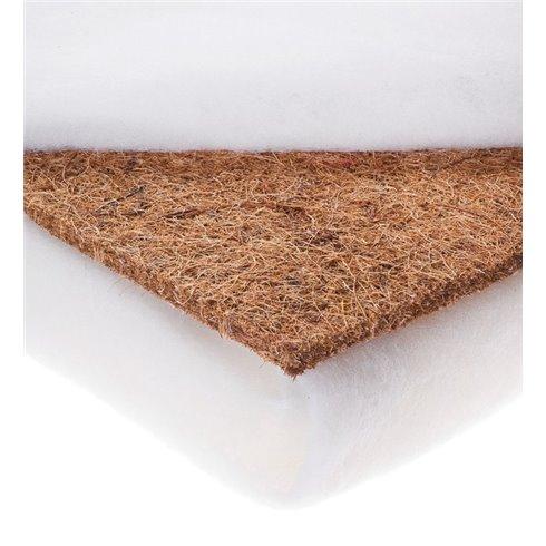Kokosinis-poroloninis čiužinys Sillo 140x70x9cm