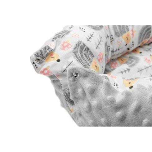 Kūdikio lizdas Sillo Pilki ežiukai 70x30